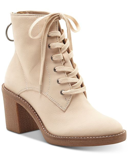 Lucky Brand Borelis Booties - Boots - Shoes - Macy s e214c7534a