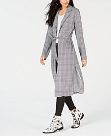 PROJECT 28 NYC Belted Duster Blazer