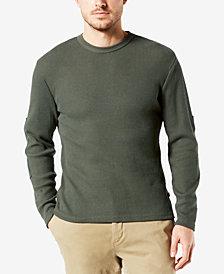 Dockers® Men's Waffle-Knit Sweater