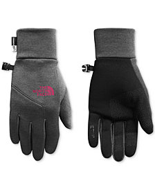 The North Face Etip Stretch-Fleece Gloves