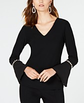 23e6a79d35937 bell sleeve tops - Shop for and Buy bell sleeve tops Online - Macy s