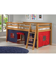 Roxy Junior Loft Bed with Tent
