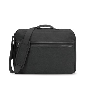 Solo Men's Blankslate Hybrid Briefcase