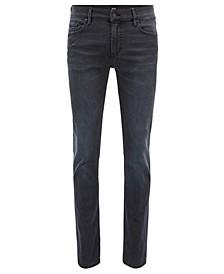 BOSS Men's Skinny-Fit Super-Stretch Denim Jeans