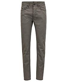BOSS Men's Tapered-Fit Comfort-Stretch Denim Jeans