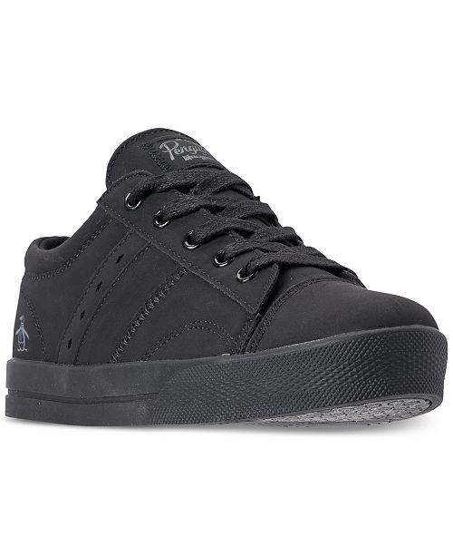 Original Penguin Boys' Theo Casual Sneakers from Finish Line