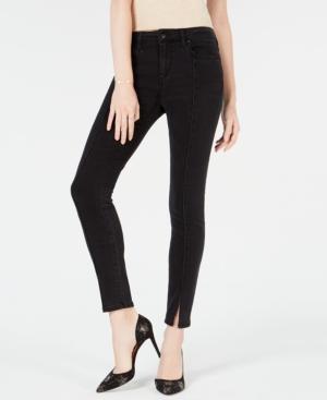 Joe's Jeans THE ICON SLIT-HEM SKINNY JEANS