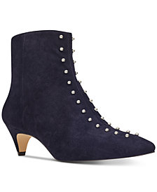Nine West Zyrannia Booties