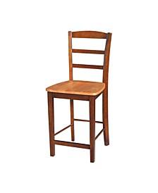 """Madrid Counterheight Stool - 24"""" Seat Height"""