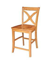 "Vinyard Counterheight Stool - 24"" Seat Height"