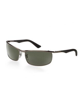rb3476  Ray Ban Aviator RB3026 Gold Sunglasses