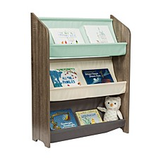 Kids Collection 3-Tier Book Rack