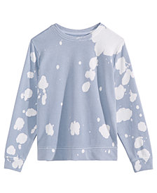 Jaywalker Big Boys Printed Cotton Sweatshirt