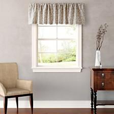 Laura Ashley Victoria Taupe Window Valance