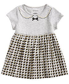 First Impressions Baby Girls Houndstooth Tunic, Created for Macy's