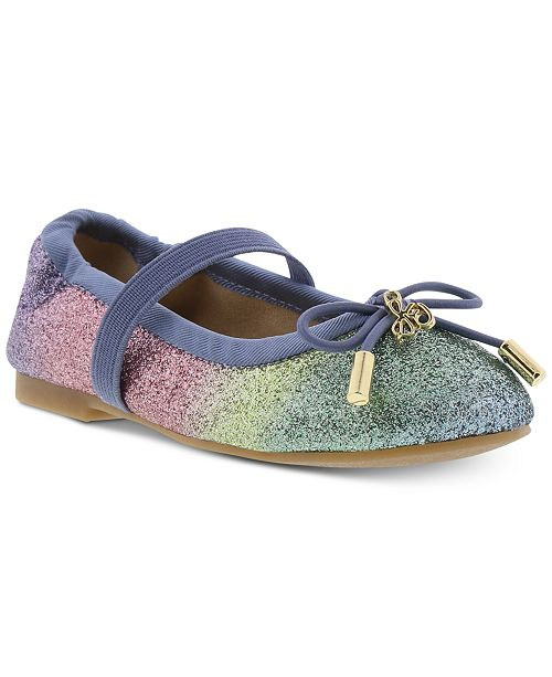 329fdf2dfe77 Sam Edelman Toddler Girls Felicia Rainbow Ballet Flats   Reviews ...