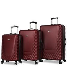Antics 3-Pc. Hardside Luggage Set
