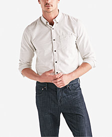 Lucky Brand Men's Dash-Print Shirt