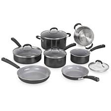 Advantage Ceramica XT Non-Stick 11 Piece Cookware Set