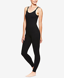 Gaiam X Jessica Biel Strappy Yoga Jumpsuit