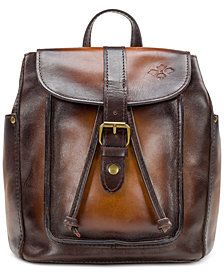 Patricia Nash Stained Aberdeen Backpack