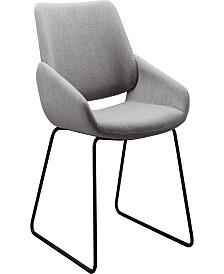 Lisboa Dining Chair Light Gray