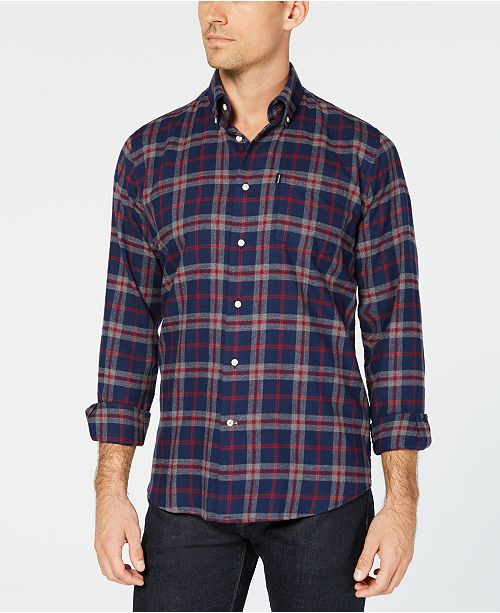 09e1b4c04fe ... Barbour Men s Bacchus Plaid Shirt