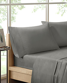 Madison Park 600 Thread Count 4-PC Queen Pima Cotton Sheet Set
