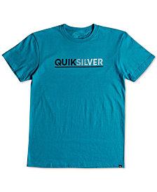 Quiksilver Men's Opposite Attract Logo Graphic T-Shirt