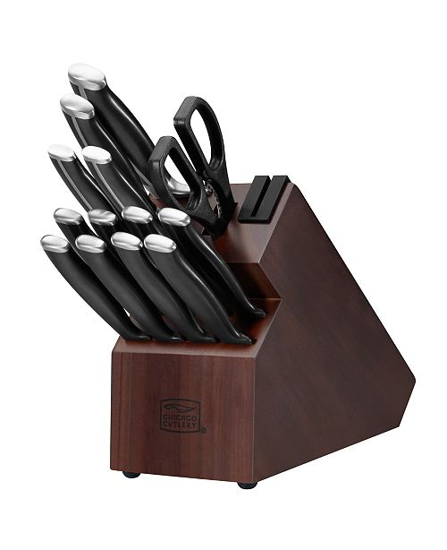Chicago Cutlery Burling 14 Pc Cutlery Set Home Macys