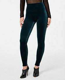 SPANX Women's  Velvet Tummy Control Leggings
