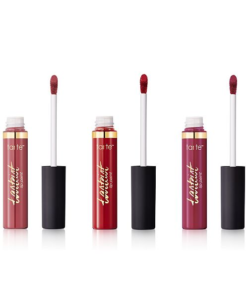 Tarte 3-Pc. No Cares & Longwear Lip Set