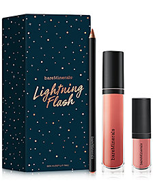 bareMinerals 3-Pc. Lightning Flash Gen Nude Lip Set