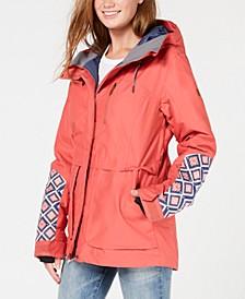 Juniors' Andie Hooded Snow Jacket