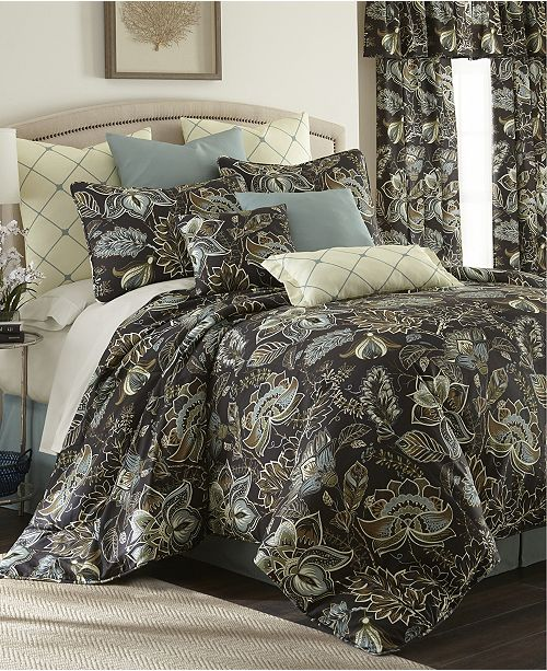 Colcha Linens Sylvan Comforter Set-King/California King