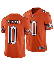 Men's Mitchell Trubisky Chicago Bears Vapor Untouchable Limited Jersey