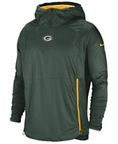 9fdc05ed1 Nike Men s Green Bay Packers Lightweight Alpha Fly Rush Jacket