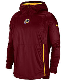 Nike Men's Washington Redskins Lightweight Alpha Fly Rush Jacket