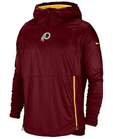 Nike Men's Washington Redskins Lightweight Alpha Fly Rush Jacket