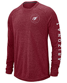Nike Men's Arizona Cardinals Stadium Long Sleeve T-Shirt