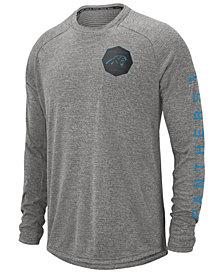 Nike Men's Carolina Panthers Stadium Long Sleeve T-Shirt