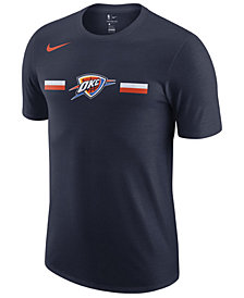 Nike Men's Oklahoma City Thunder Essential Logo T-Shirt