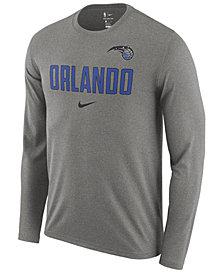 Nike Men's Orlando Magic Essential Facility Long Sleeve T-Shirt