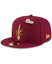 d6121e56 New Era Cleveland Cavaliers On-Court Collection 59FIFTY FITTED Cap