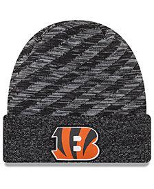New Era Cincinnati Bengals Touch Down Knit Hat