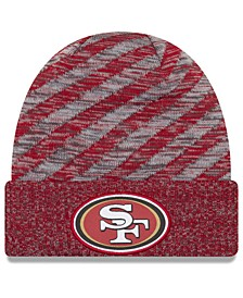 San Francisco 49ers Touch Down Knit Hat