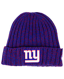 New Era Women's New York Giants On Field Knit Hat