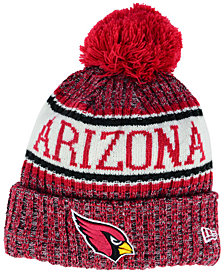 New Era Boys' Arizona Cardinals Sport Knit Hat