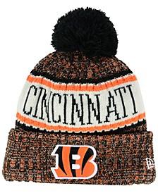 Boys' Cincinnati Bengals Sport Knit Hat