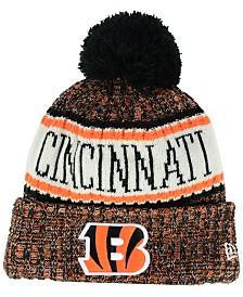 New Era Boys' Cincinnati Bengals Sport Knit Hat